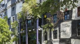 Kunst Haus Wien, Muzeum Hunderwassera obchodzi 25-lecie BIZNES, Kultura - Kunst Haus Wien znane jako Muzeum Hundertwassera w Wiedniu obchodzi w tym roku 25-lecie.