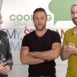 Zespół trzech tenorów - TRE VOCI podjął wyzwanie Cooking Challenge