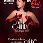 Burlesque Night & EvilLova bielizna