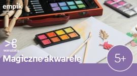 Magiczne akwarele w Empiku Silesia BIZNES, Kultura - Zapraszamy na warsztaty kreatywne do salonu Empik Silesia 17 listopada o godzinie 12:00.