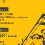 Urbanator Days 2019 - Wielkie Święto Jazzu