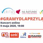 #GramyDlaPrzylądka – koncert online z udziałem gwiazd na rzecz dzieci chorych na